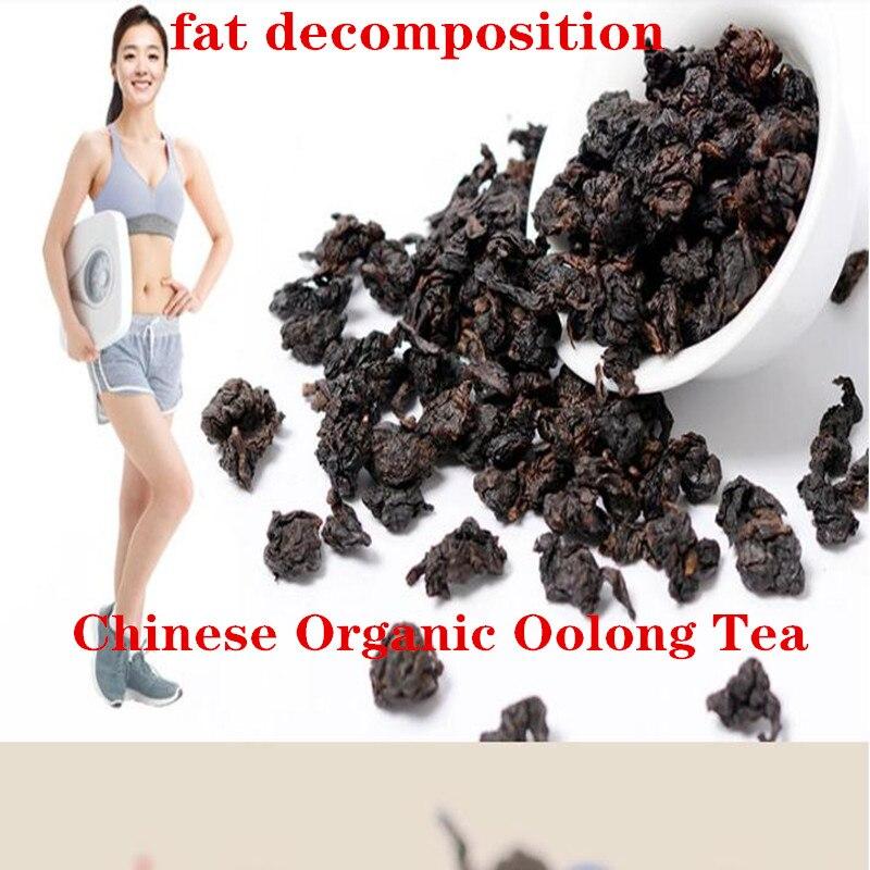 De alta qualidade Chá Oolong Chinês, Chá Autêntico Chá Oolong Orgânico, a Decomposição de Gordura, Perda de Peso e Saúde, o Efeito É Óbvio