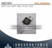 10pcslot 50pcslot 100pcslot free shipping new original 2sc1972 c1972 to220