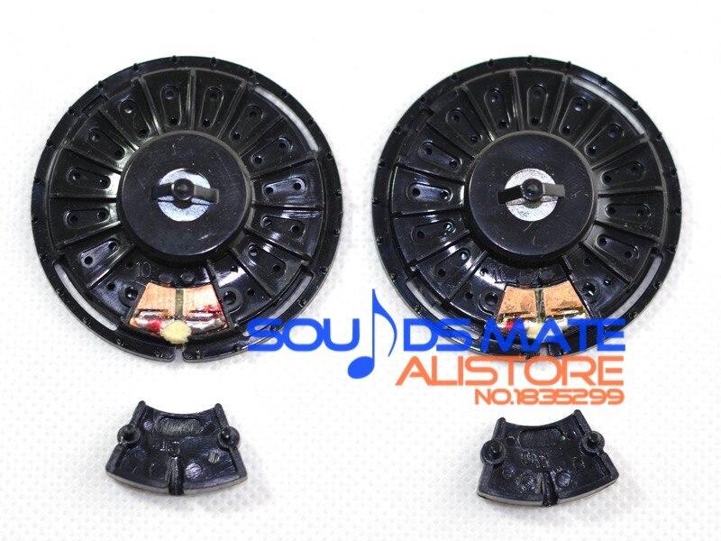 Запасные части для наушников, черные динамики, драйверы, звуковая колонка для KOSS PP, портативная гарнитура, наушники