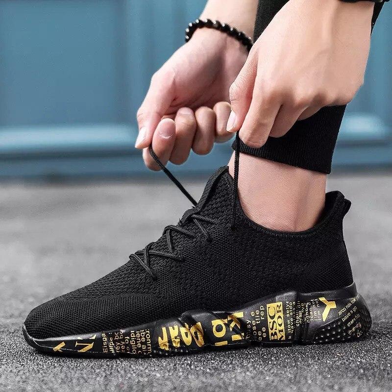 Zapatos informales populares para hombre, zapatillas transpirables ligeras y cómodas, para primavera...