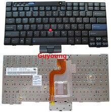 Laptop US angielska klawiatura dla IBM Lenovo ThinkPad X200 X201 Tablet X200s X200si X200t X201i X201S 42T3737 42T3767