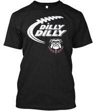 Camiseta Popular sin etiqueta Dilly Georgia Bulldog