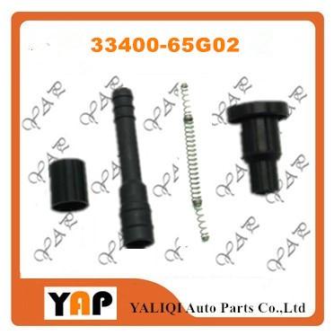 Nuevo alta calidad bobina de encendido rod por FITSuzuki estima 1.6L L4 33400-65G02 33400-65G01 9C19-0370 1999-2002