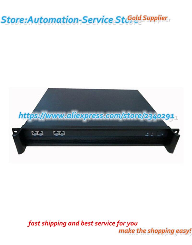 Chasis de red 1.5U320 (VOD  Mail  Firewall  VPN  Industry) chasis de servidor con puerto de chasis de red