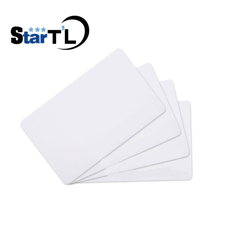 Free Shipping 10pcs/Lot RFID Card 13.56Mhz MF  Proximity IC Smart Card Tag 0.8mm Thin For Access Control System