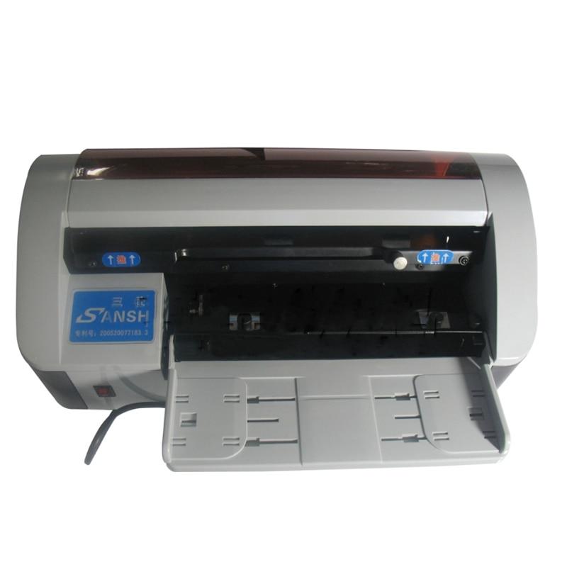 آلة قطع البطاقات الكهربائية ، حجم A4 ، آلة قطع الورق الأوتوماتيكية ، سكين الطحن المائل المقاوم للقطع ، 90 × 54 مللي متر