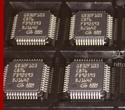 Frete grátis 20 pçs/lote em estoque GD32F103C8T6 GD32F103 103C8T6 LQFP48