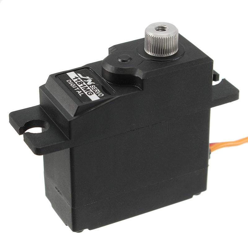 Original JX Digital Servo 17g Metall Getriebe PDI-1181MG Für RC Modell