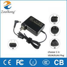 19V 4.74A 90W Adaptateur secteur Pour Asus A41I A42J/V A43S A45V A46C A52J A53S A55V A56C A72 A83S chargeur pour ordinateur portable Alimentation