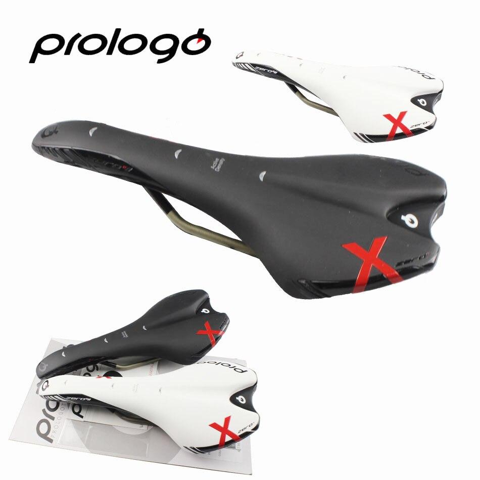 Asiento de bicicleta de montaña, asiento de fibra de carbono, asiento delantero de bicicleta de carbono X ZERO II T 2,0 Prologo, envío gratis