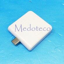 10 Uds Mini lector de tarjetas RFID portátil 125KHz de proximidad inteligente EM Tarjeta de Identificación USB Win8/Android/OTG SmartPhone Android lector de tarjetas Rfid