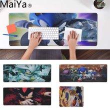 MaiYa SONIC le tapis de souris confort hérisson tapis de souris de jeu tapis de souris confort tapis de souris de jeu