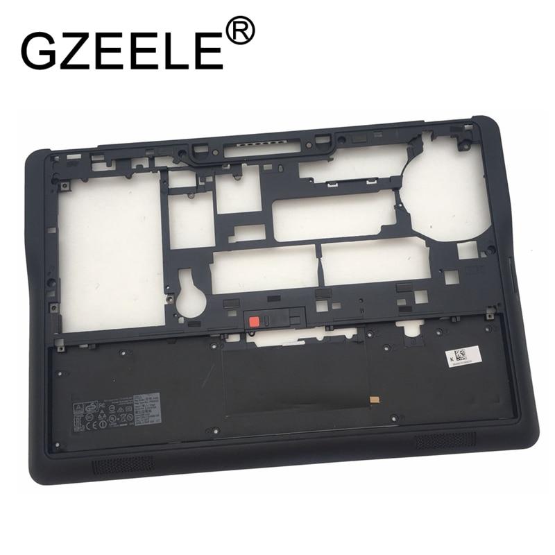 GZEELE neue Für Dell Latitude E7450 Laptop Bottom Basis Fall Untere Abdeckung 0HVJ91 HVJ91 Chassis Rahmen Montage