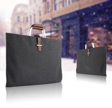 Pochette pour ordinateur portable Imitation cuir 14 pouces sac pour hommes Ultrabook sac à main pour ordinateur portable 14 pouces HP Folio 1040 G2 sac