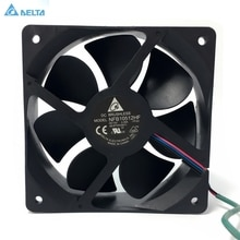 De refrigeración ventilador Delta NFB10512HF-7F03 DC 12V 0.39A 3-3-pin conector 70mm 105x105x32mm servidor cuadrado ventilador de refrigeración