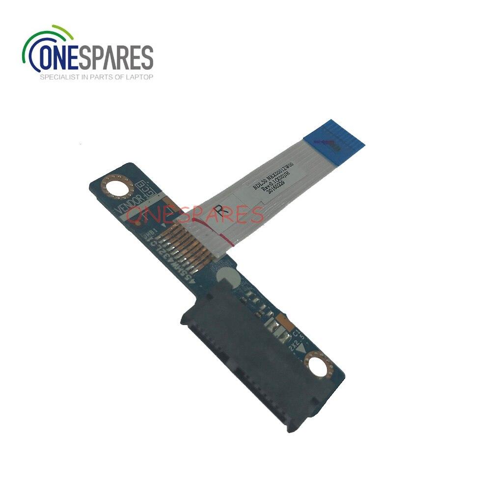 Nuevo cable conector de unidad óptica DVD portátil para HP 15-AC Series LS-C706P