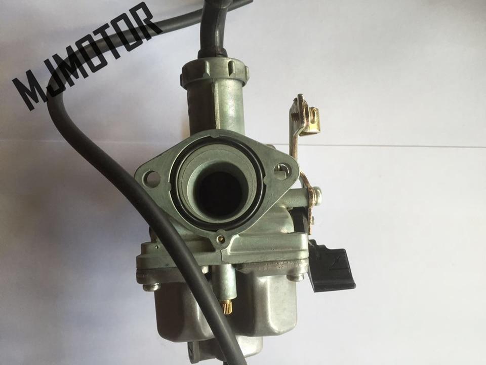 Carburador de alto rendimiento para Honda CM125, motocicleta Keeway QJ125, motocicleta Yamaha Kawasaki, pieza ATV