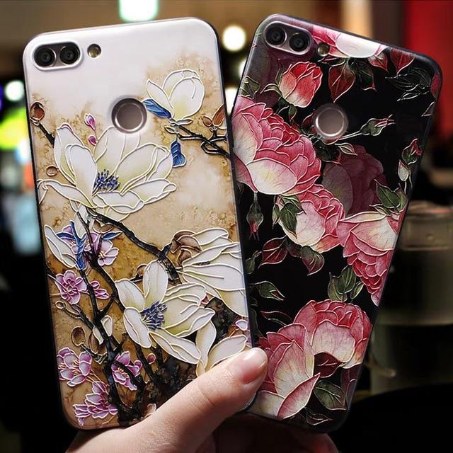Rosa Roja flores teléfono negro Funda para xiaomi Xiaomi mi 8 lite funda para Xiaomi mi 9 mi 9 mi 8 Lite funda para Xiaomi mi 8