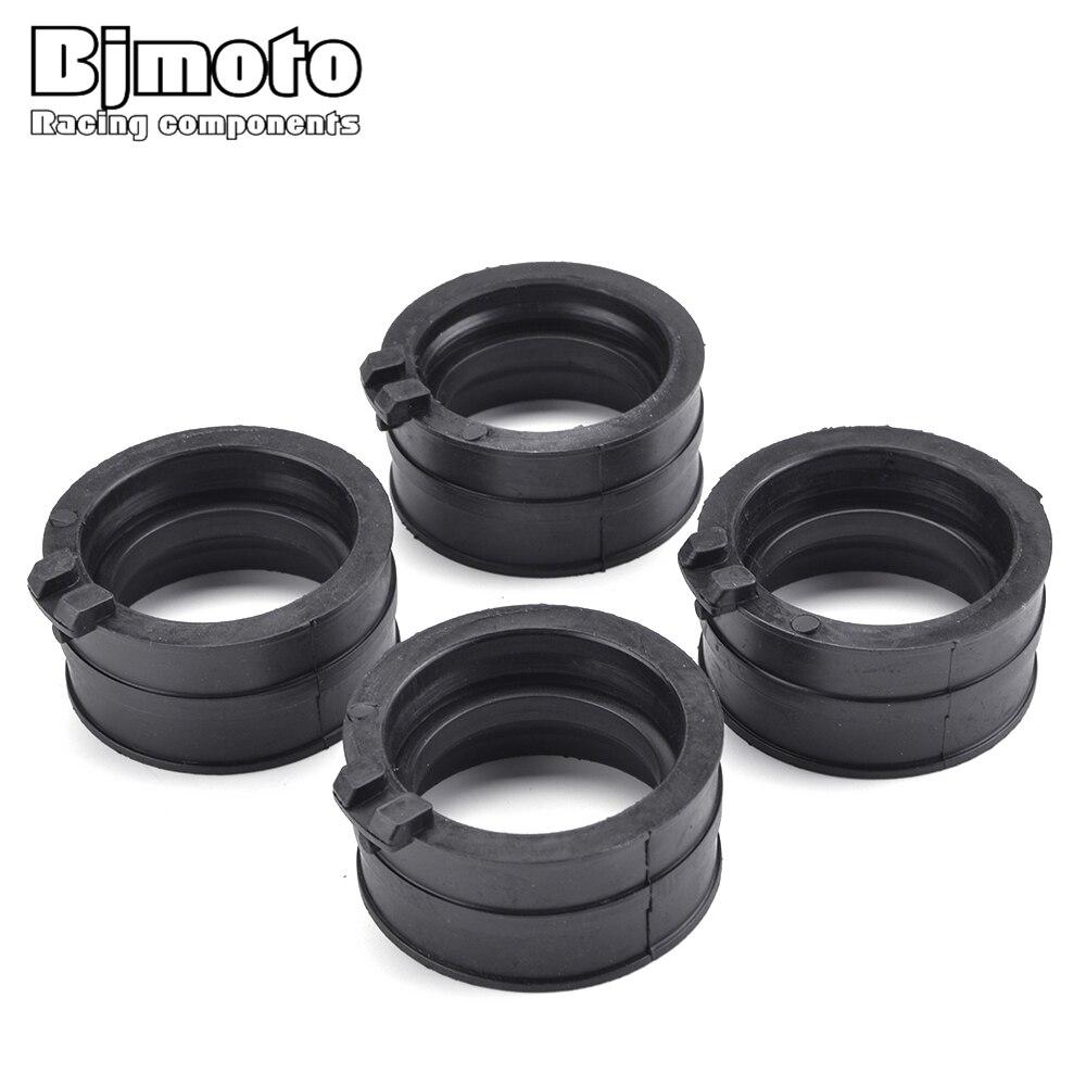 BJMOTO pour Honda CBR600 CBR600F2 CBR600F3 carburateur porte-carburateur collecteur dadmission 16211-MV9-670