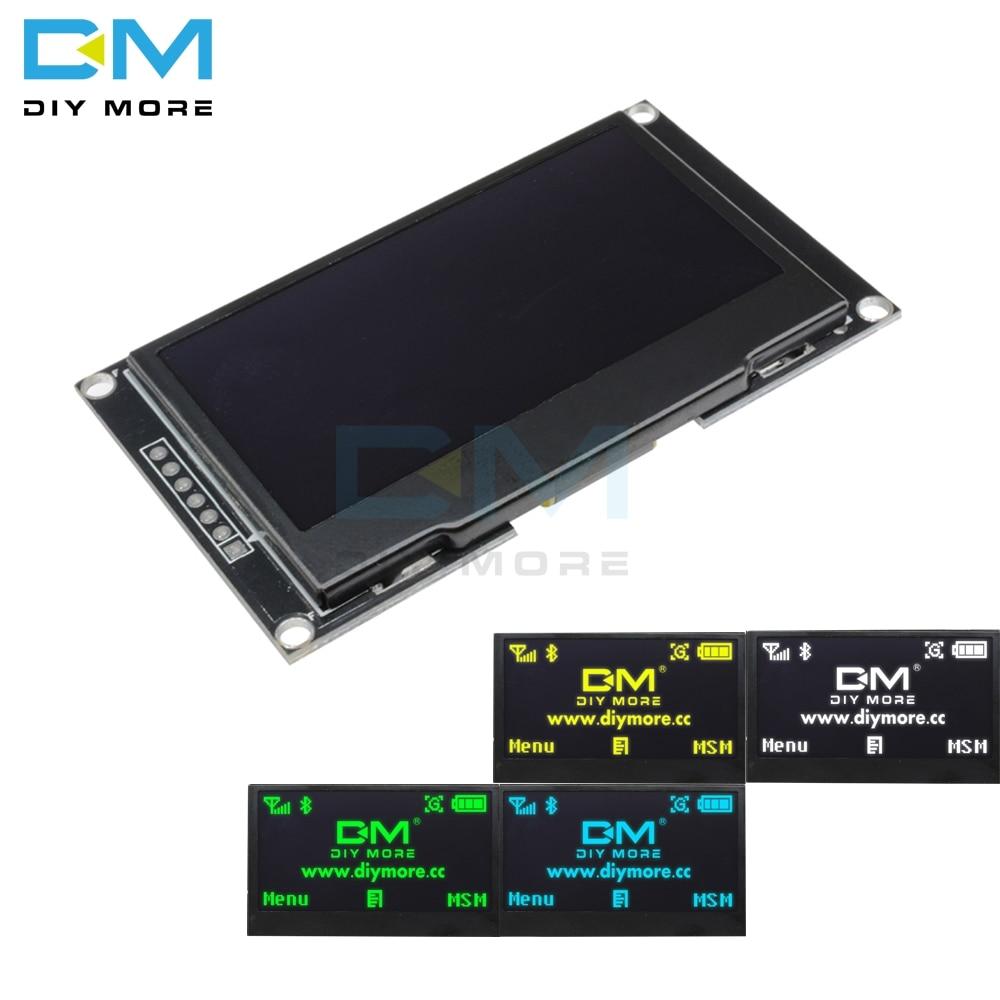 Модуль OLED-дисплея C51 STM32 SSD1309 для Arduino, Ж�