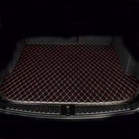 High quanlity special car Trunk mats for Chevrolet Sail Sonic Aveo captiva Malibu Cruze cars-tyling carpetliners rug