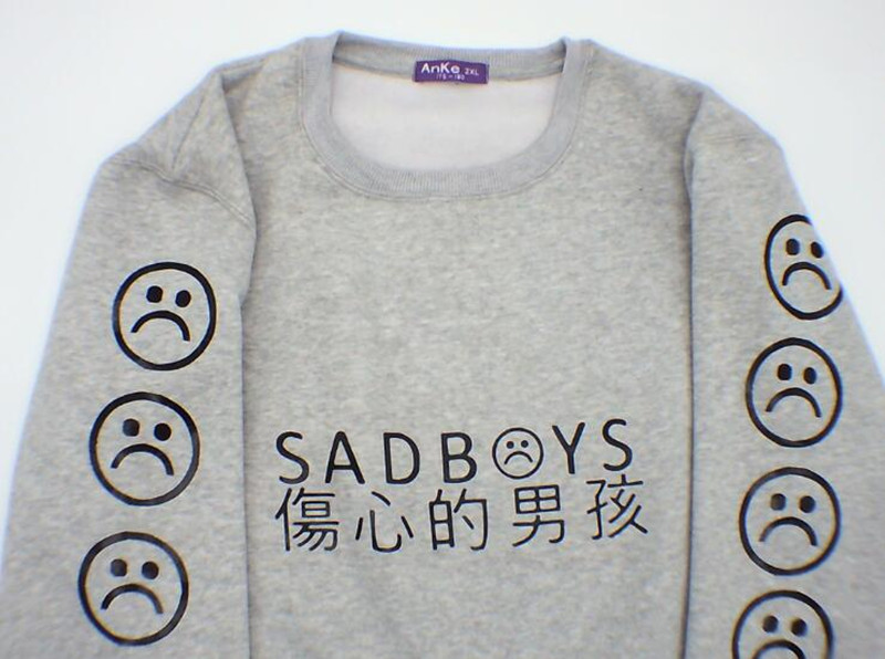 """Sadboys"" kirjaga dressikad"