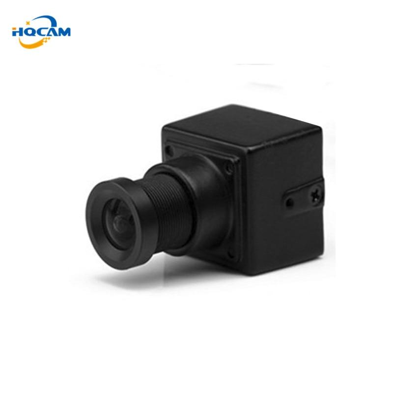 HQCAM оптовая продажа, размер 20х20 мм, 550tvl, Sony CCD, недорогая камера видеонаблюдения для FPV с объективом 3,6 мм, 100 шт.
