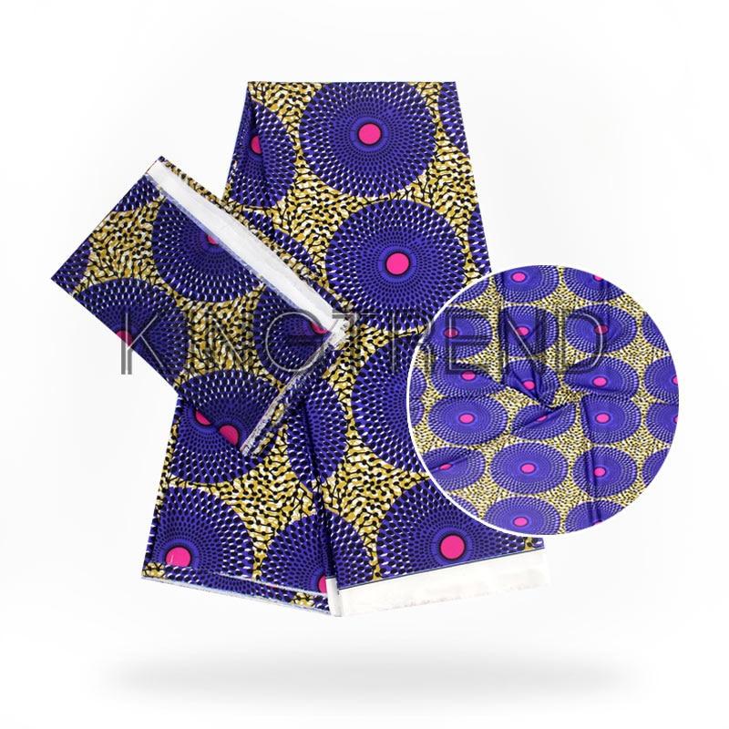 Envío Gratis tela de encaje africano 2018 encaje de alta calidad Ankara Estilo Vintage elegante tela de seda para vestido de fiesta de seda S180521