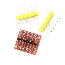 5 pièces 4 canaux I2C IIC Module de convertisseur de niveau logique bidirectionnel pour Arduino