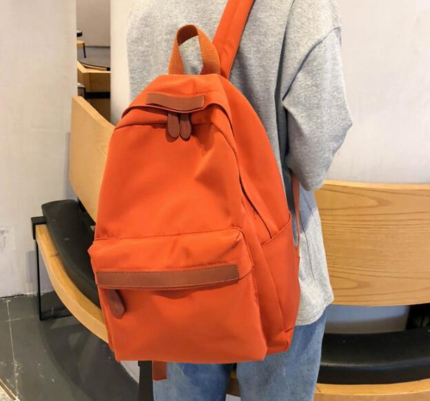 2021 женские холстяные рюкзаки, женская сумка через плечо школьная сумка рюкзак для девочек модная дорожная сумка Bolsas Mochilas Sac A Dos