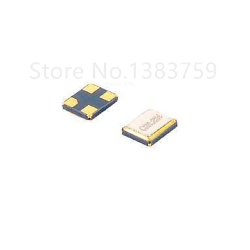 10 piezas SMD pasiva de cristal 2,0*1,6, 2016, 32MHZ 32M de 32.000MHZ 4P Original en stock