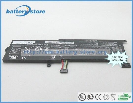 ¡Envío gratis! batería original de 7,4 V, 30W L16L2PB3, L16S2PB2, 5B10M88058 para Lenovo Ideapad 320-17IKB, 320-17AST, 320-17ABR