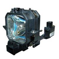 ELP21 V13H010L21 עבור Epson EMP-73 EMP-53 PowerLite 53C /PowerLite 73C מקרן מנורת הנורה עם דיור