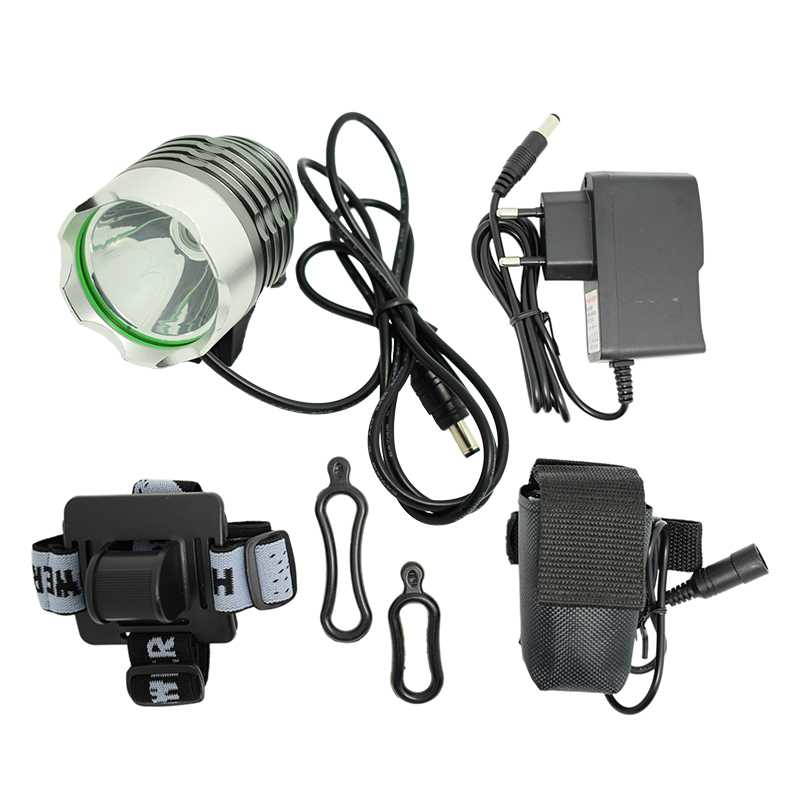 WasaFire 2000LM XM-T6 LED luz delantera de la bicicleta USB faro para bicicleta recargable impermeable para accesorios para bicicleta de montaña