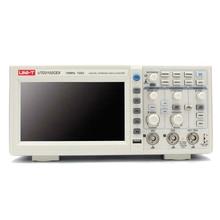 UNI-T UTD2102CEX Oscilloscope numérique 100 MHz bande passante avec Interface USB OTG Oscilloscope Portable de stockage 2 canaux