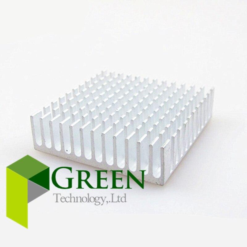 40mm 4 cm 40*40*11 MM Aluminium Kühlkörper grafikkarte Kühlung Kühler Norden und süden brücke Kühlkörper