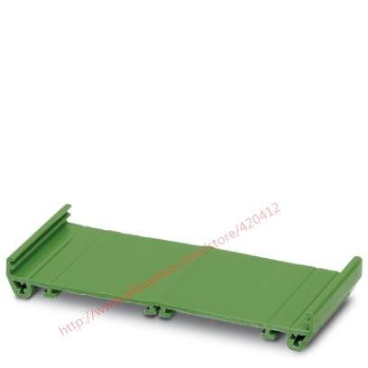 Carcasa de plástico UM122, toma de corriente con carril DIN, base de aluminio con revestimiento de cobre, placa base de placa de circuito impreso