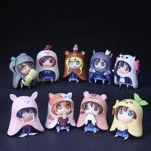 Love Live Yazawa Nico Kousaka Honoka Hoshizora Rin Ayase Eli Cos Himouto umaru-chan Himono Onna Doma Umaru figurine en PVC jouets poupée