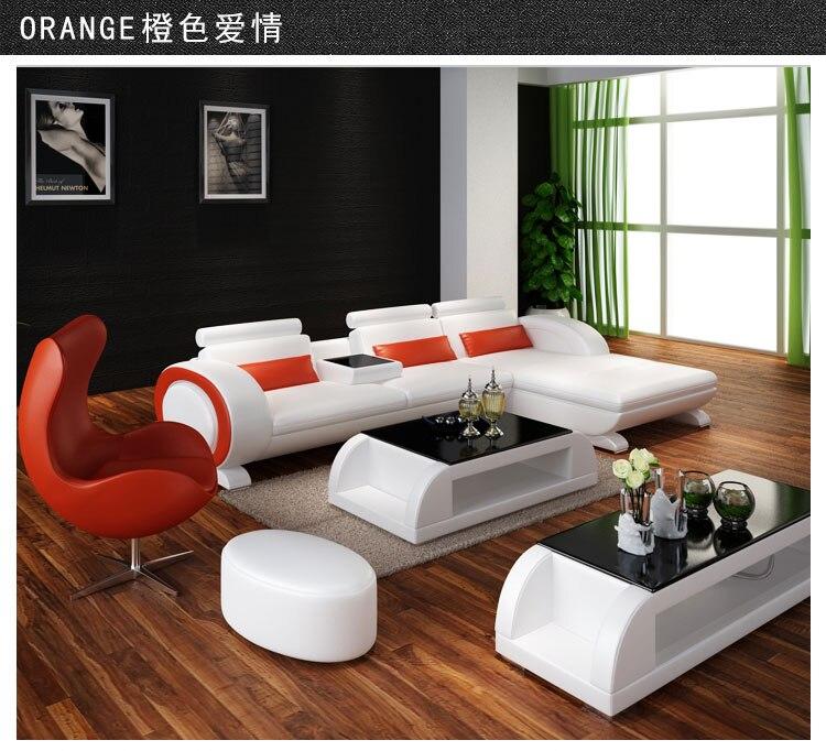 غرفة المعيشة أريكة مجموعة الأثاث الحقيقي حقيقية الأرائك الجلدية صالون الأريكة نفخة asiento muebles دي سالا canape L أريكة كاما كرسي