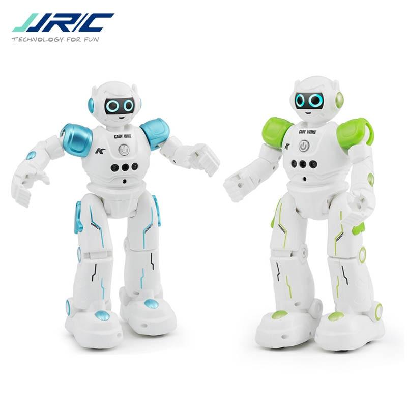2019 mais novo r11 cady wike/r12 cady wiso inteligente rc robô gesto de detecção toque programação inteligente dança brinquedo patrulha