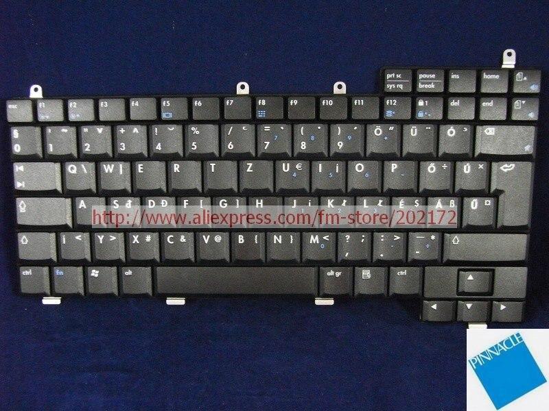Nuevo teclado negro para ordenador portátil/portátil 317443-211 (AEKT1TP4017) para HP ze4000 Compaq serie 2100 1100 (Hungry)
