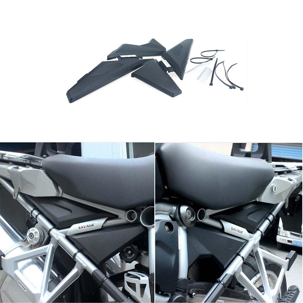 Para BMW R1200 GSA LC R 1200 GS 2013, 2014, 2015, 2016 R 1200GS de la motocicleta superior cubierta de marco de relleno Panel lateral de Protector
