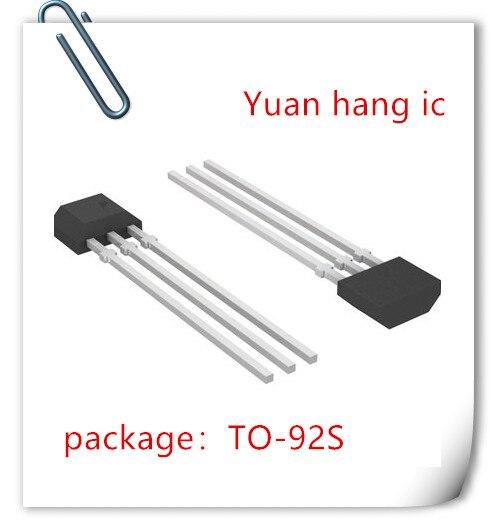 IC nueva 10 piezas A1302KUA A1302 marcado 02 K TO-92S IC