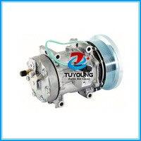 7H15 auto ac compressor for Caterpillar 725 816F 815B Volvo Heavy Duty air conditioning SD 4769 1630872 618778 58778 CO 4301C