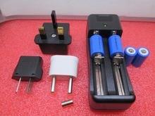 Nouvelle batterie ER14250 LS14250 ER14250H 14250 1/2AA 3.6 V/3.7 V 280 mah batteries au lithium Li-ion rechargeables (4 batteries + 1 chargeur)