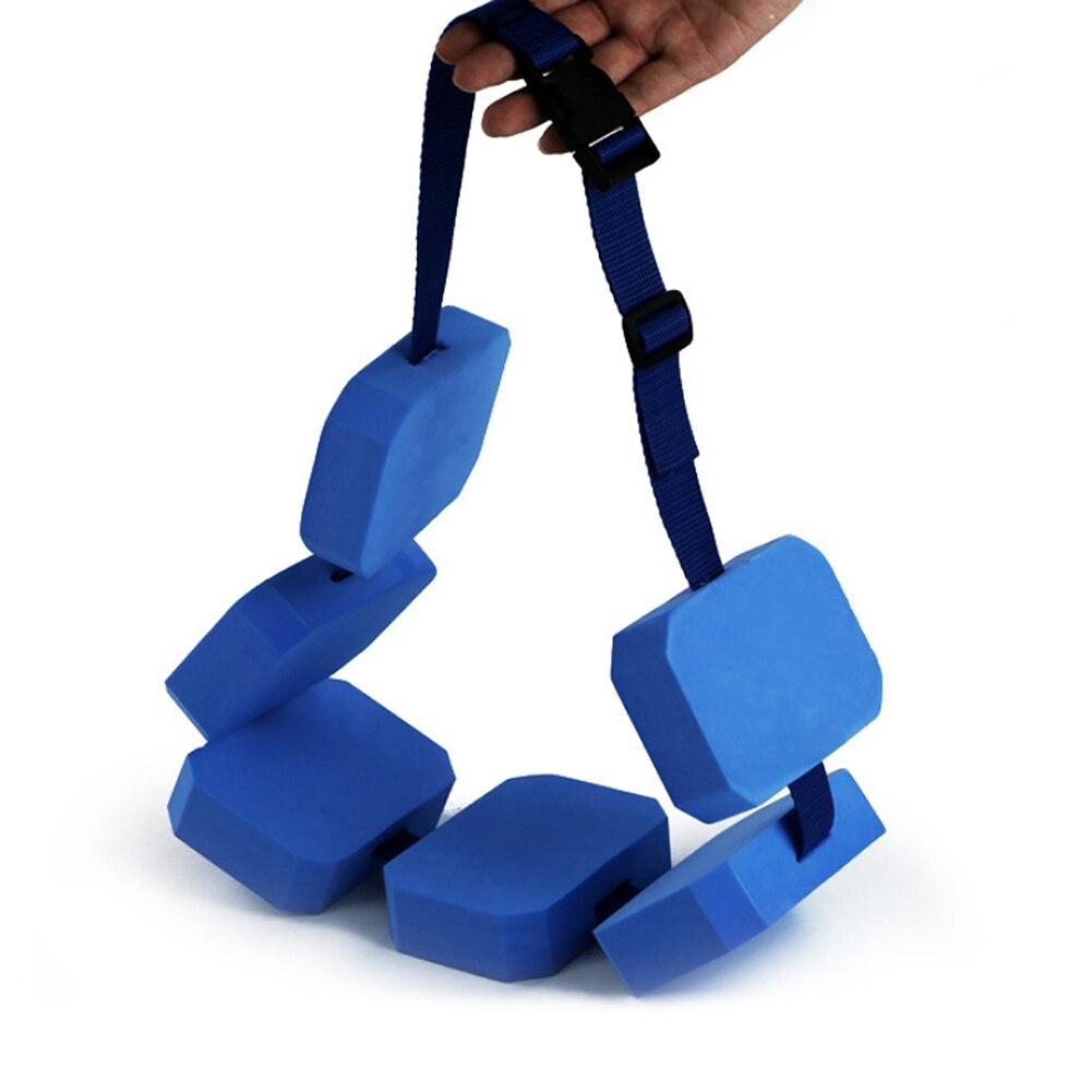 Cinturón de espuma para Piscina de entrenamiento para niños, cinturón de espuma flotante ajustable para natación