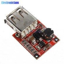 5PCS 3V zu 5V 1A Einstellbare Schritt-up Steigern Power Supply Module USB DC-DC Konverter