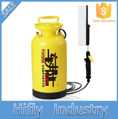 8L dispositivo portátil de lavado de coches lavadora de alta presión pistola de agua lavado de coches lavadora a presión accesorios de coche