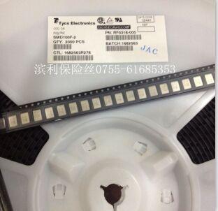 SMD100F-2 Número de corriente 1a volt fusible rearmable 30v 2920 poste blanco