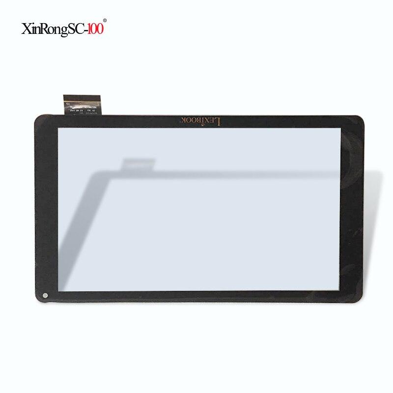 Nuevo para LexiTab FLUO XL de LEXIBOOK MFC191FR2 panel de pantalla táctil cristal digitalizador con sensor de repuesto envío gratis